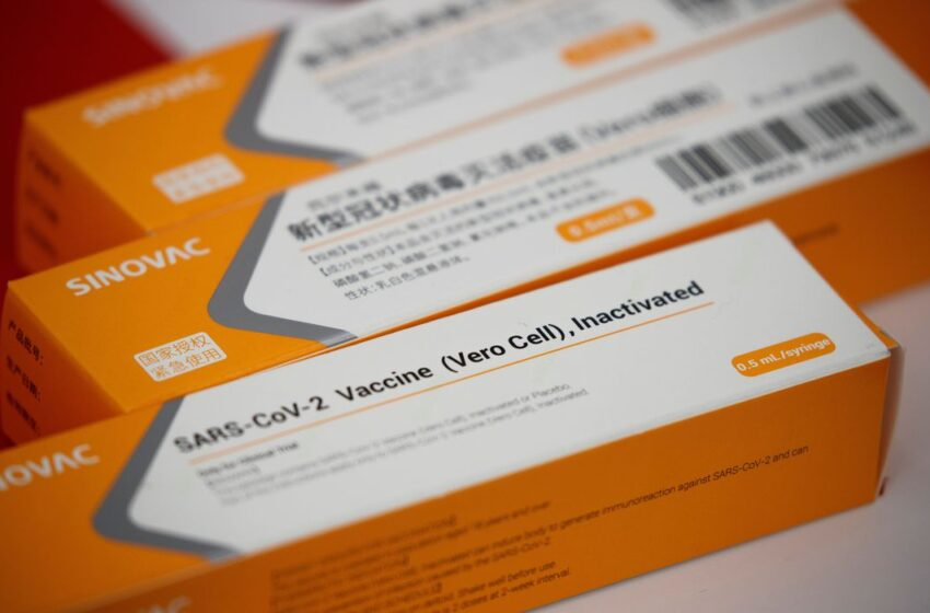 Considerada a vacina com testagem mais segura, CoronaVac é alvo de disputas políticas