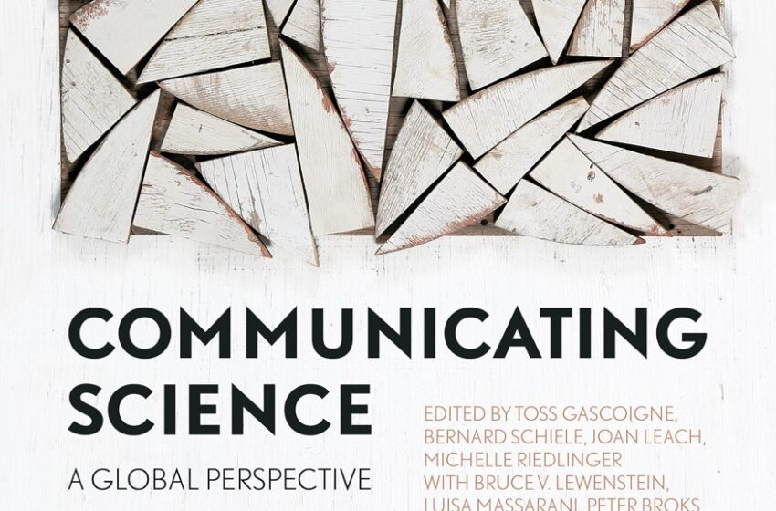 COMUNICANDO CIÊNCIA: UMA PERSPECTIVA GLOBAL