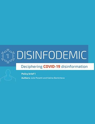 Desinfopandemia: a pandemia de informações falsas