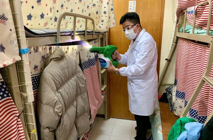 Cientistas afirmam ter desenvolvido desinfetante que dura 90 dias e mata o coronavírus, mas será que é verdade?