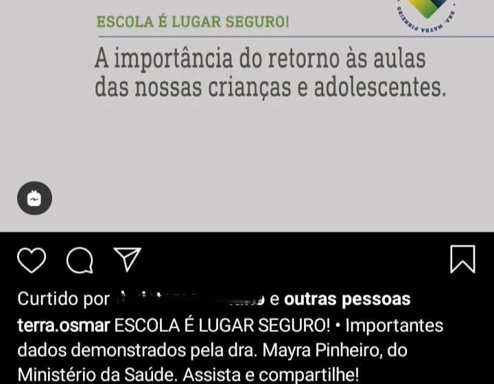 É realmente seguro o retorno das escolas no Brasil?