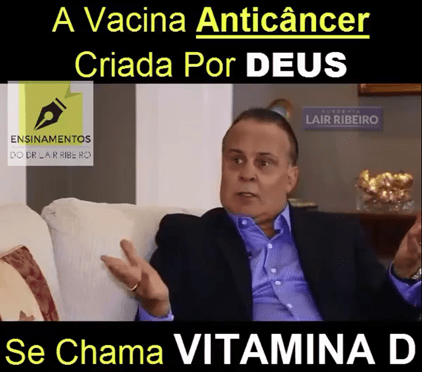 Vitamina D combate o câncer?