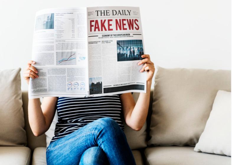 O jornalismo de mãos dadas com a desinformação
