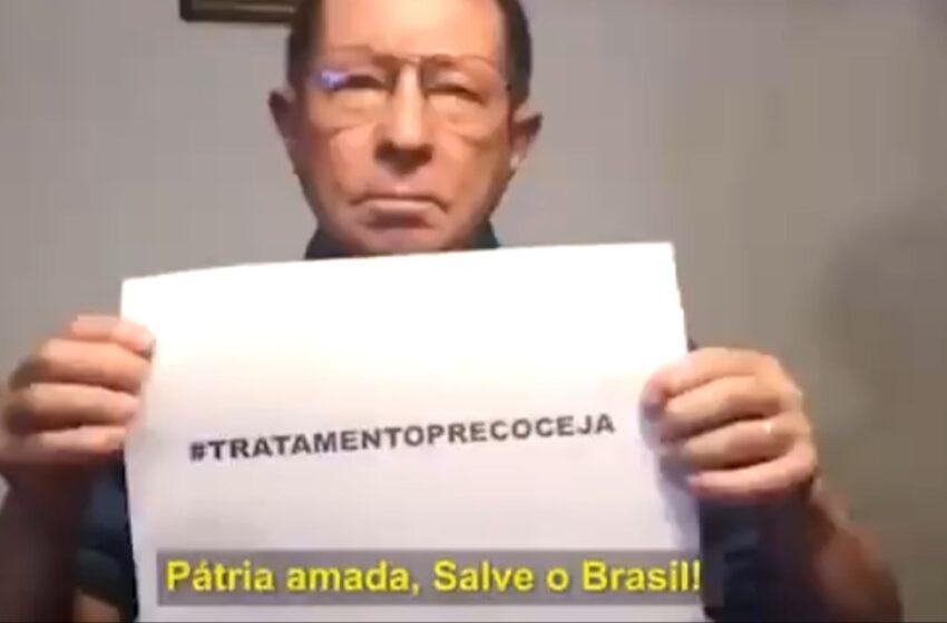 Sociedade Brasileira de Infectologia e Anvisa reforçam que não há tratamento precoce para covid-19