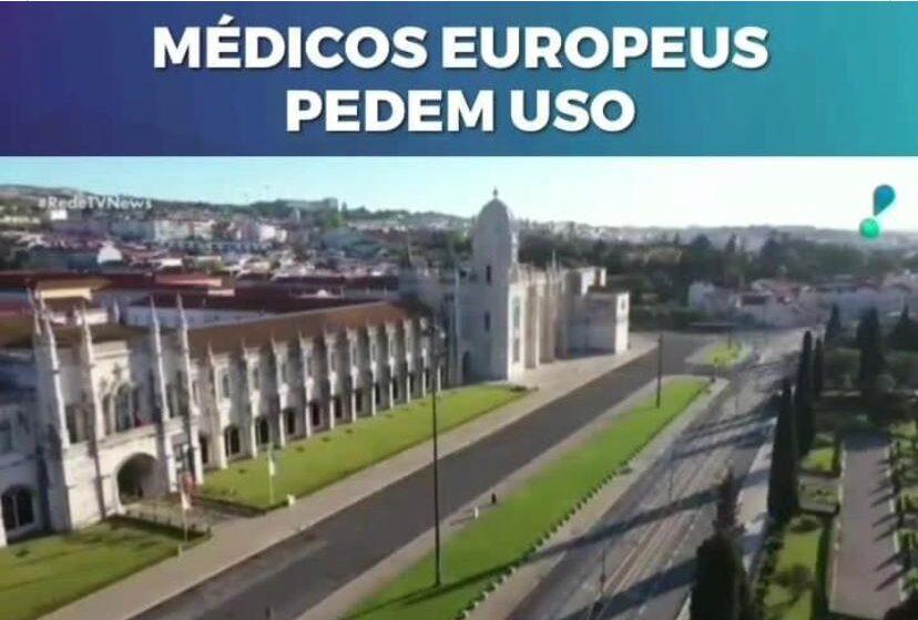 Médicos europeus solicitam o uso urgente da ivermectina no tratamento da Covid-19?