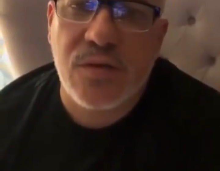 Vídeo que circula sobre e-mails de Dr. Anthony Fauci sobre criação do vírus em laboratório e sobre o uso de máscara é falso. Entenda.