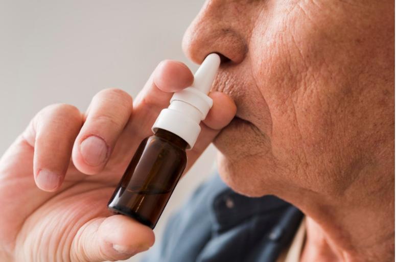 Spray nasal a base de ivermectina melhora os resultados da Covid-19?